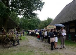Dożynki  2014 w Dziekanowicach