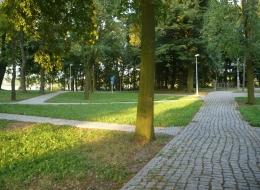 Park w Lednogórze