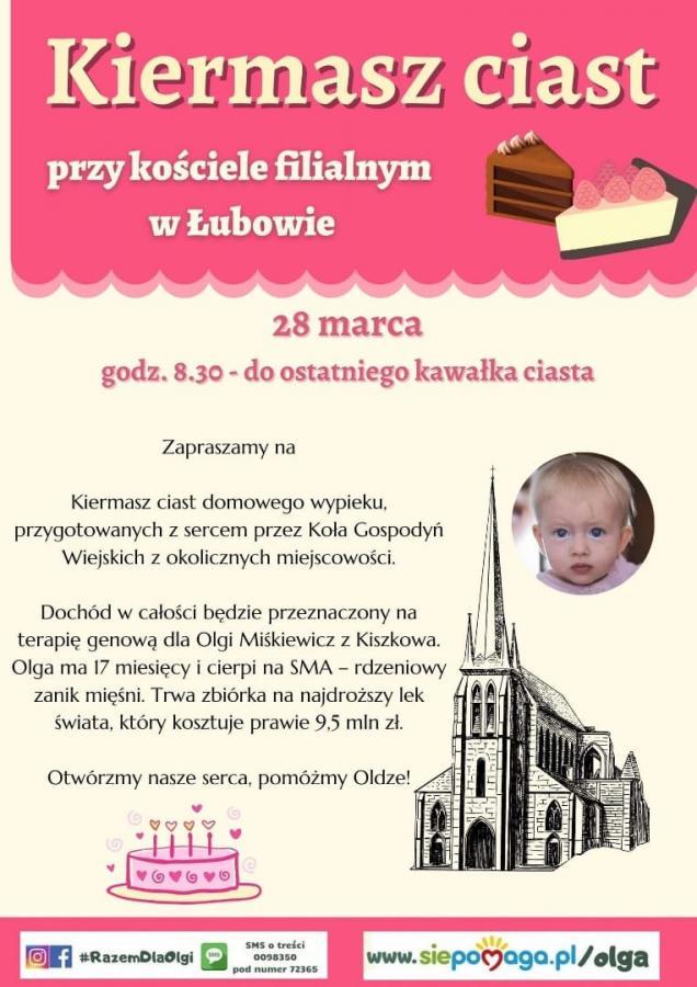 Plakat Olga M.