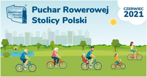 Rowerowa Stolica Polski - logo