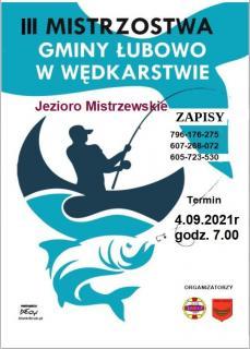 plakat wędkarstwo