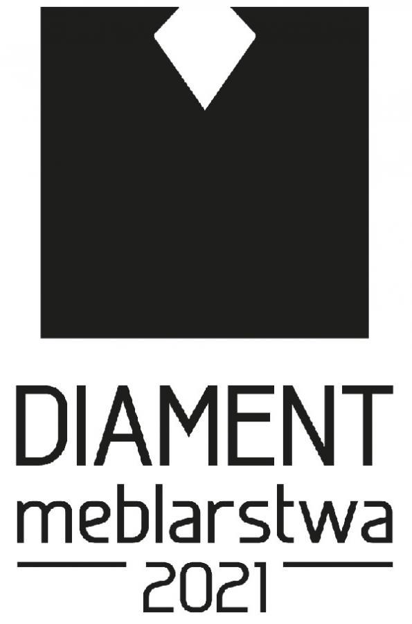 logotyp konkursu diament meblarstwa 2021