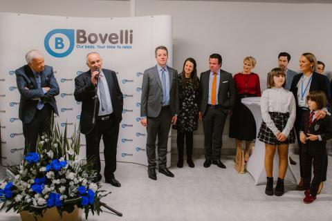 otwarcie Bovelli